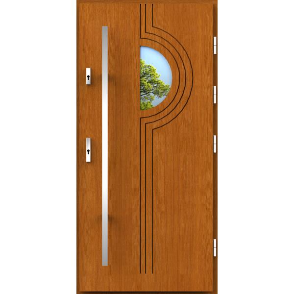Drzwi zew. drewniane AGMAR ABRIL