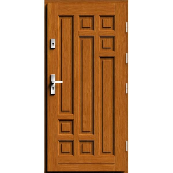 Drzwi zew. drewniane AGMAR AKIRA 2
