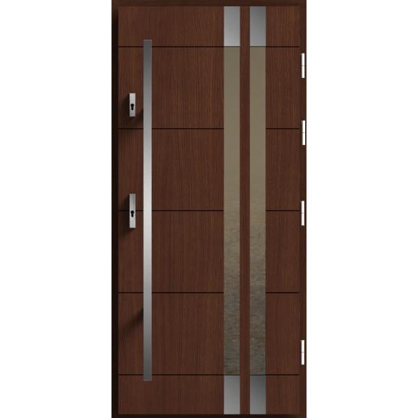 Drzwi zew. drewniane AGMAR BUTEO