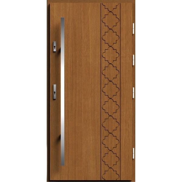Drzwi zew. drewniane AGMAR ETOS