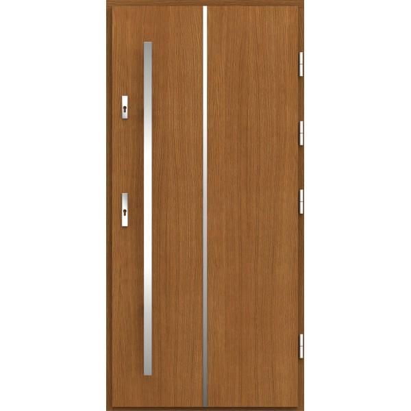 Drzwi zew. drewniane AGMAR HORTE