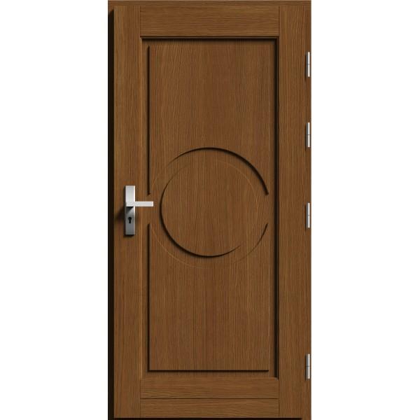 Drzwi zew. drewniane AGMAR MIDORI