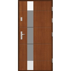 Drzwi zew. drewniane AGMAR AGLE