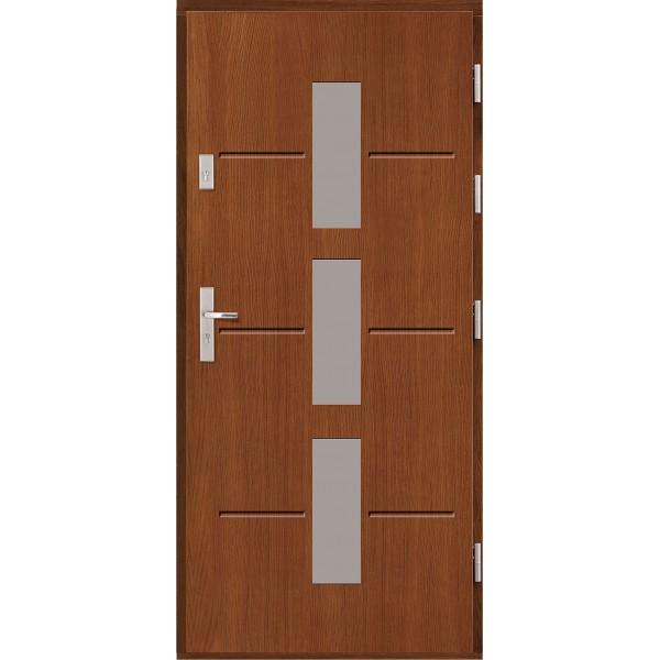Drzwi zew. drewniane AGMAR AKTUS