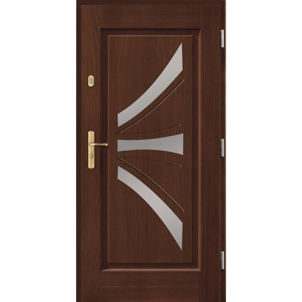 Drzwi zew. drewniane AGMAR ANATIS