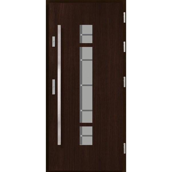Drzwi zew. drewniane AGMAR ANGA