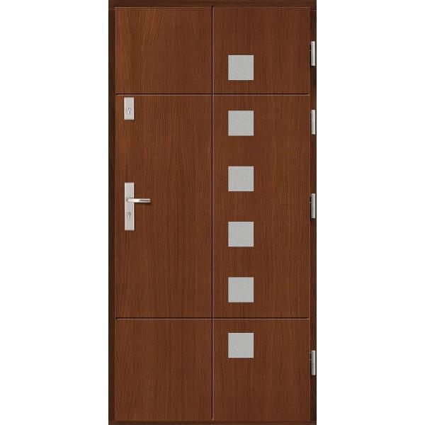 Drzwi zew. drewniane AGMAR ANTIS