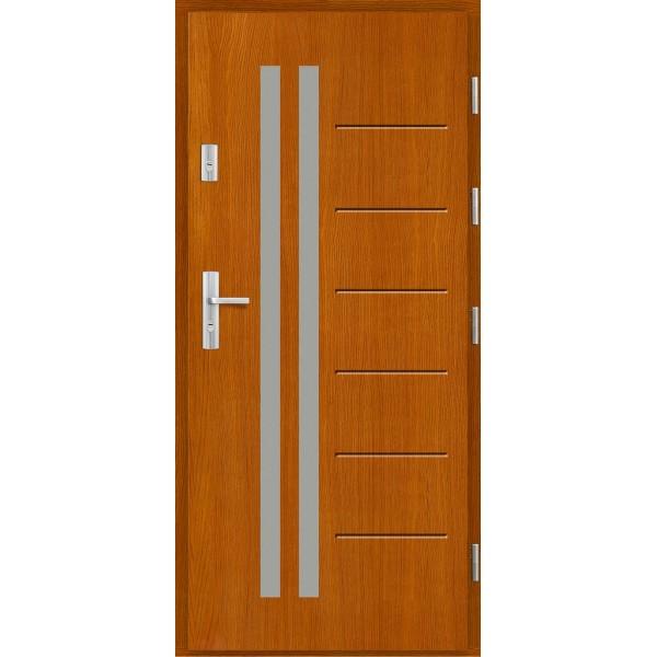Drzwi zew. drewniane AGMAR BATUMI
