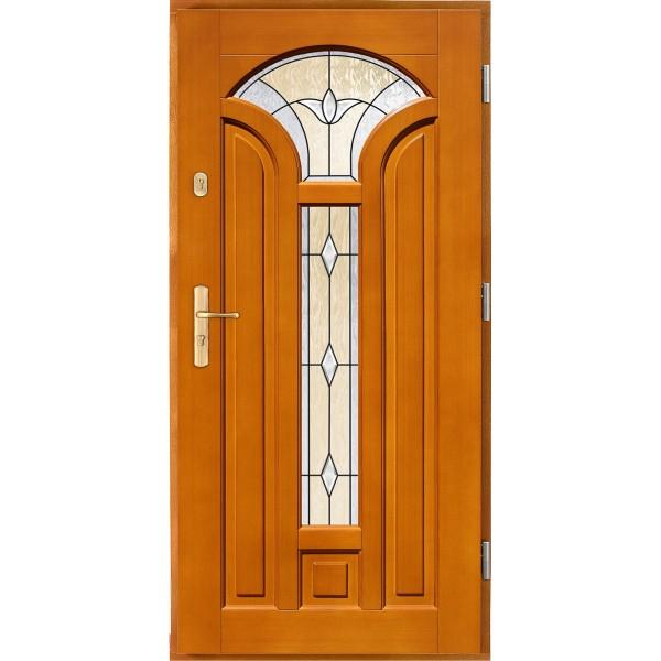 Drzwi zew. drewniane AGMAR BEATUS