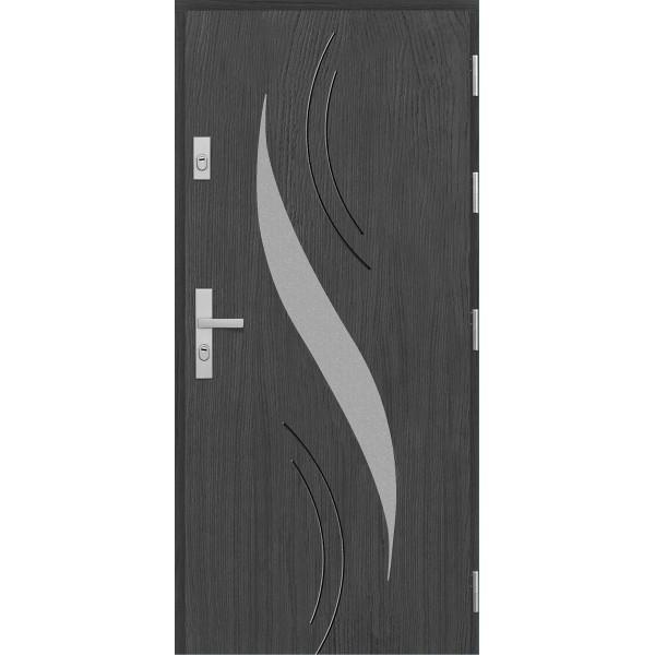 Drzwi zew. drewniane AGMAR DACO
