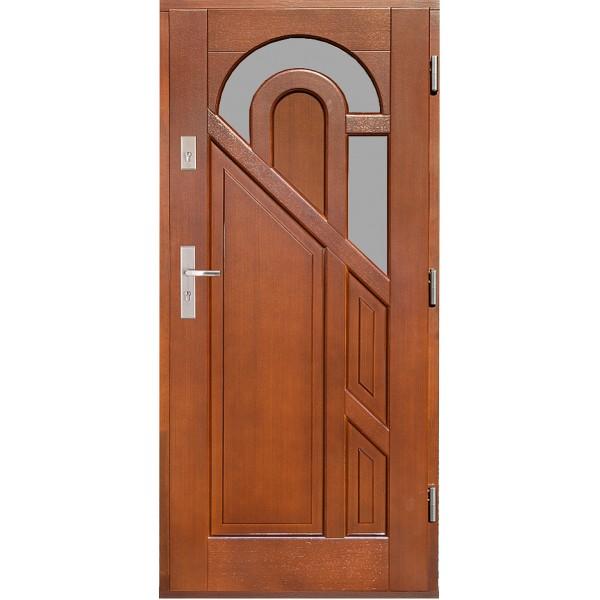 Drzwi zew. drewniane AGMAR DANTE