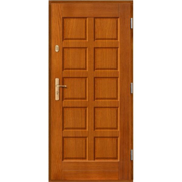 Drzwi zew. drewniane AGMAR DEJMOS