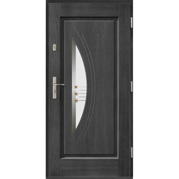 Drzwi zew. drewniane AGMAR DESPA