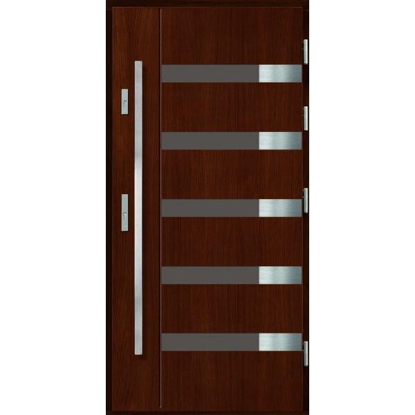 Drzwi zew. drewniane AGMAR DIADEM