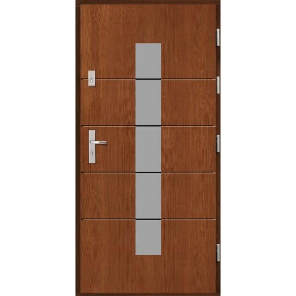 Drzwi zew. drewniane AGMAR DIGNA