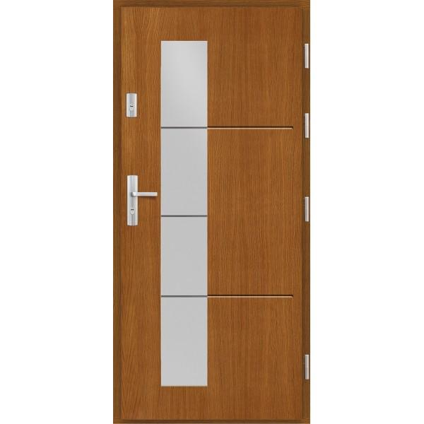 Drzwi zew. drewniane AGMAR DONDO