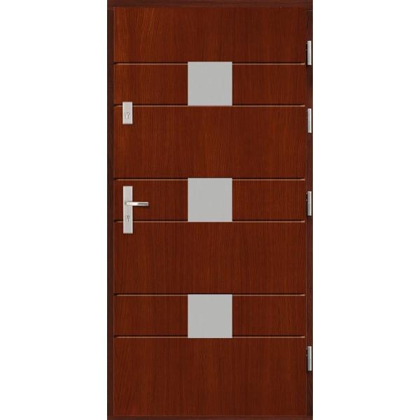 Drzwi zew. drewniane AGMAR EDJO