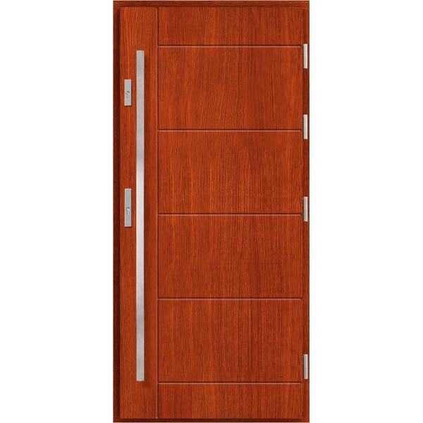 Drzwi zew. drewniane AGMAR ERGO