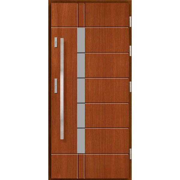 Drzwi zew. drewniane AGMAR GABO