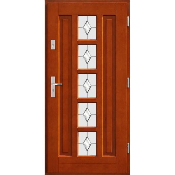 Drzwi zew. drewniane AGMAR GALIUM