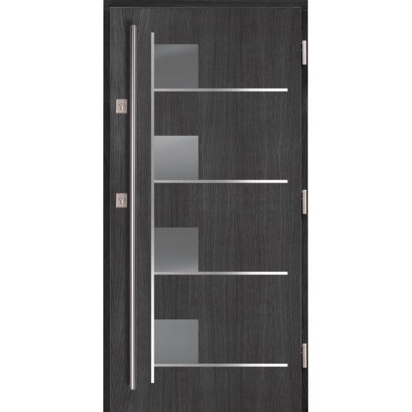 Drzwi zew. drewniane AGMAR GEMINI