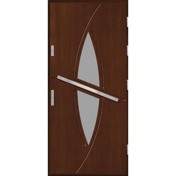 Drzwi zew. drewniane AGMAR GORDA