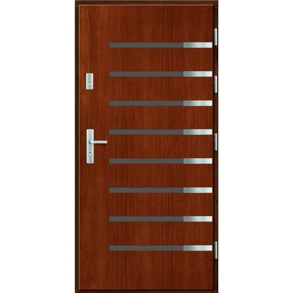 Drzwi zew. drewniane AGMAR HADAR