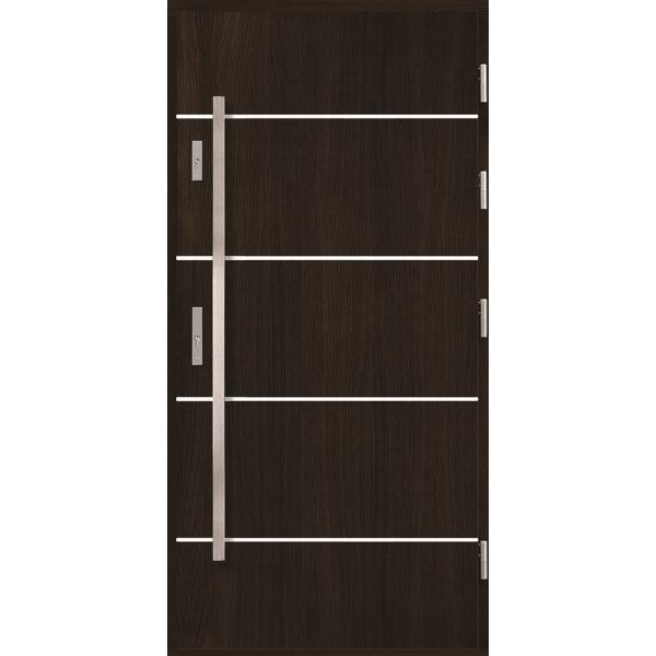 Drzwi zew. drewniane AGMAR HARSA