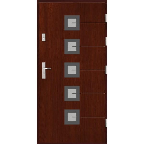 Drzwi zew. drewniane AGMAR HEDEN