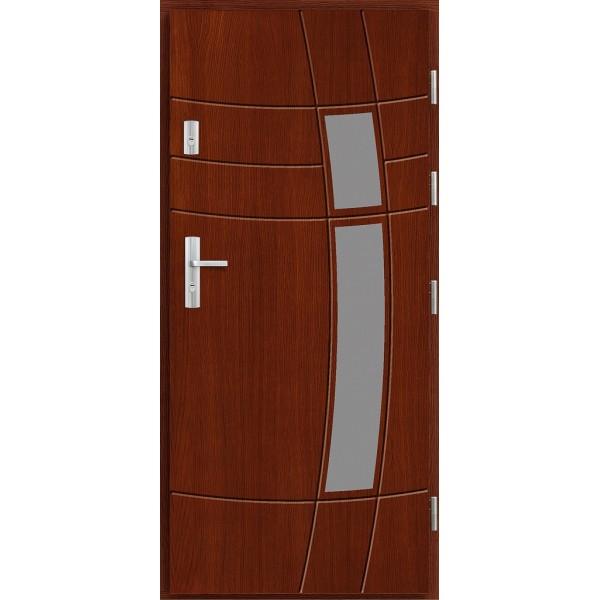 Drzwi zew. drewniane AGMAR HOGA