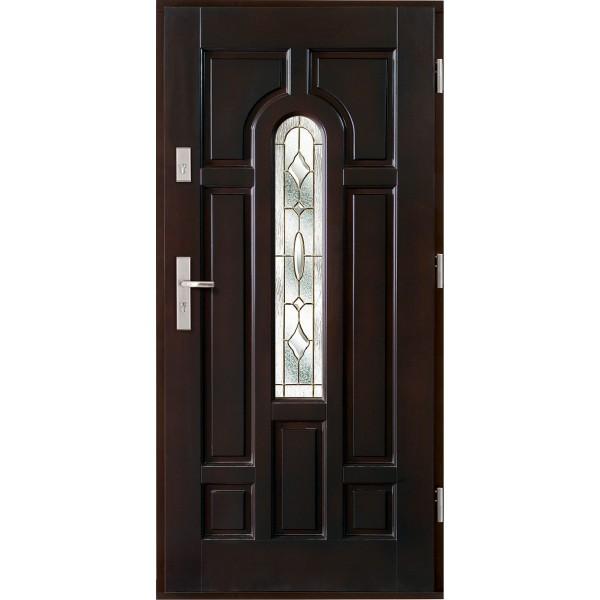 Drzwi zew. drewniane AGMAR IBERIS