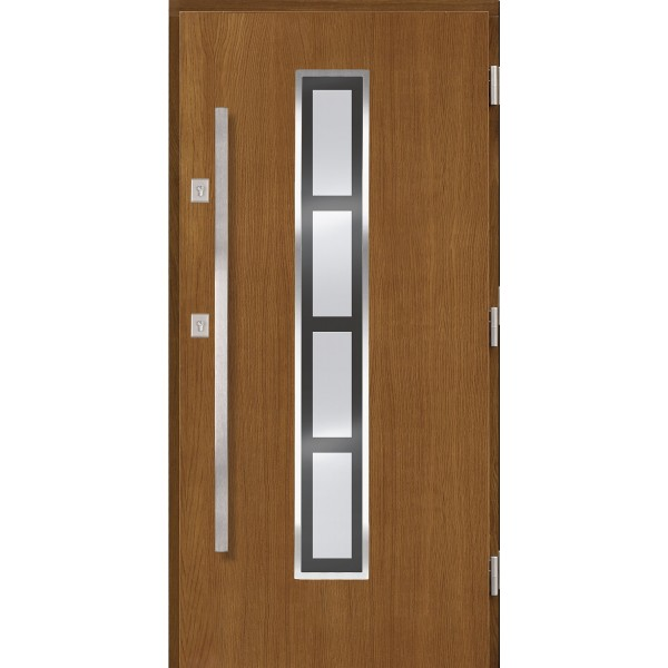 Drzwi zew. drewniane AGMAR IGNES