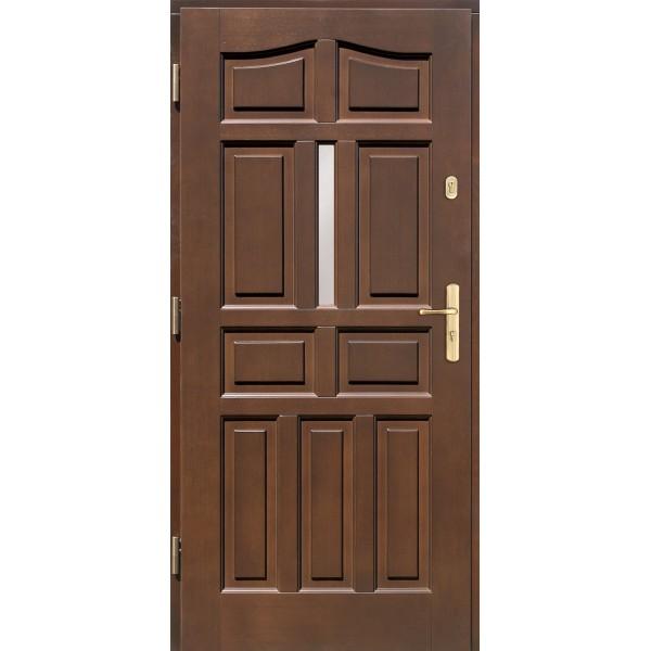 Drzwi zew. drewniane AGMAR IRIS