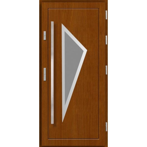 Drzwi zew. drewniane AGMAR JAREN