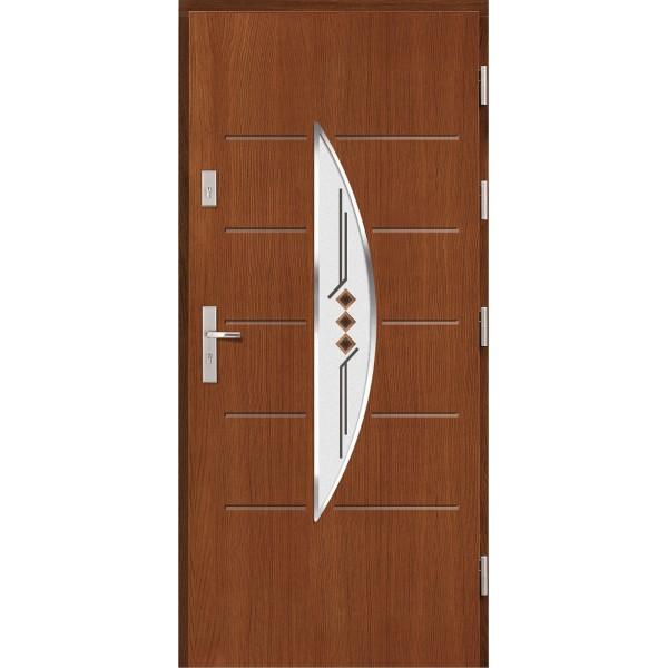 Drzwi zew. drewniane AGMAR KRONOS