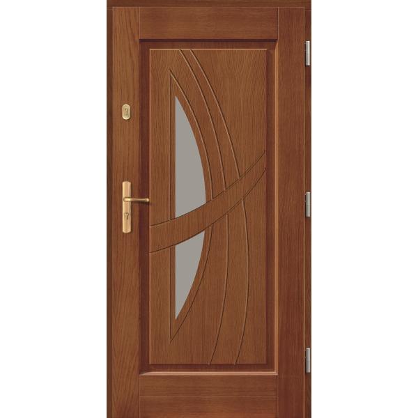 Drzwi zew. drewniane AGMAR LAGUNA