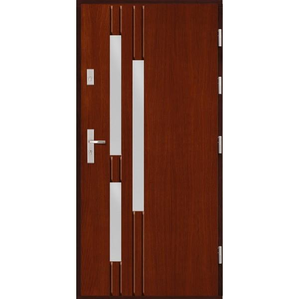 Drzwi zew. drewniane AGMAR LAMIA