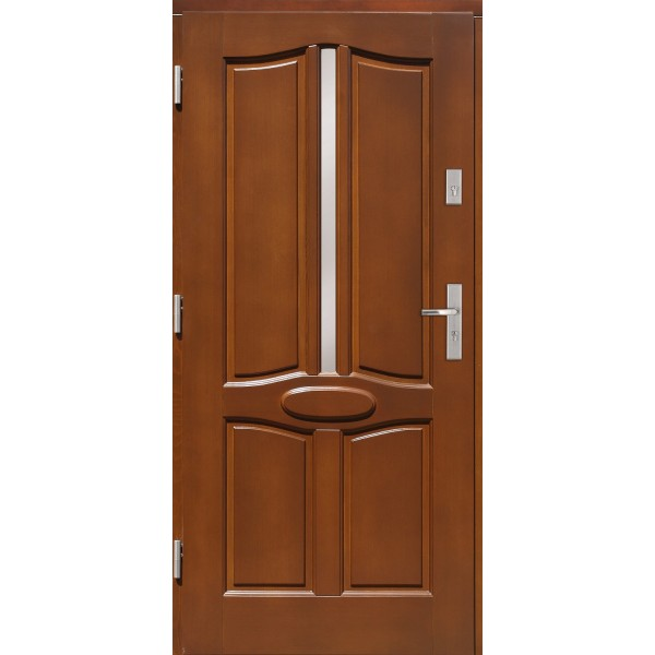 Drzwi zew. drewniane AGMAR LOTUS