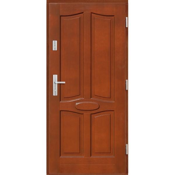 Drzwi zew. drewniane AGMAR LOTUS II