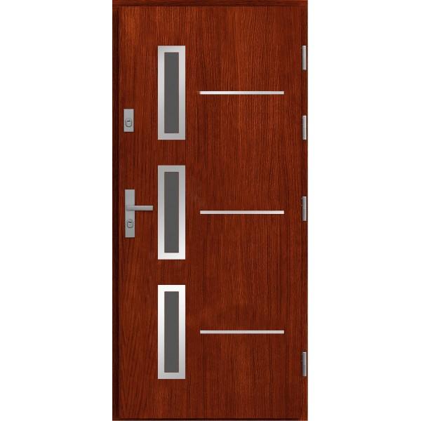 Drzwi zew. drewniane AGMAR MARE