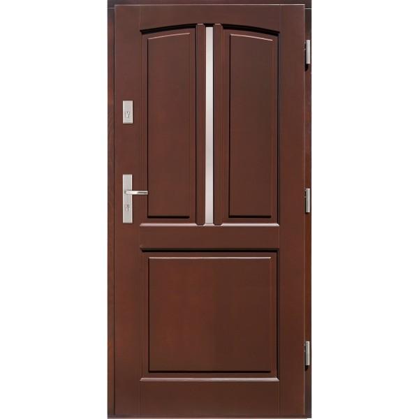 Drzwi zew. drewniane AGMAR MARIO