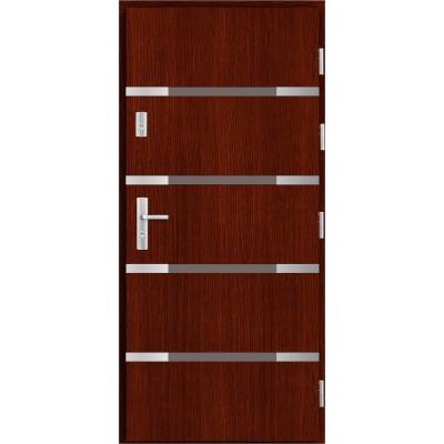 Drzwi zew. drewniane AGMAR MINOR