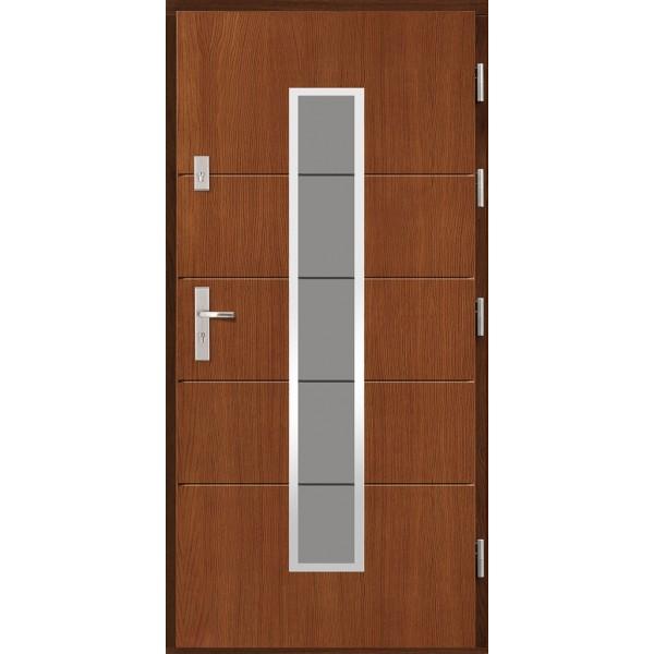 Drzwi zew. drewniane AGMAR SIRO