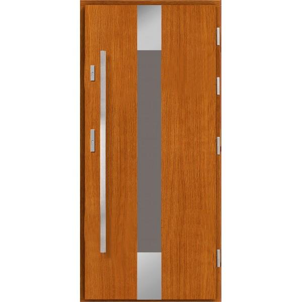 Drzwi zew. drewniane AGMAR VIRGO