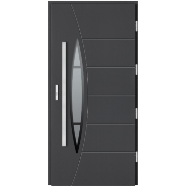 Drzwi zew. drewniane  Barański DB 204