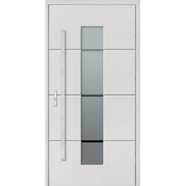 Drzwi zew. drewniane  Barański DB 205a