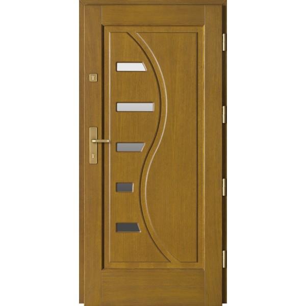 Drzwi zew. drewniane  Barański DB 10