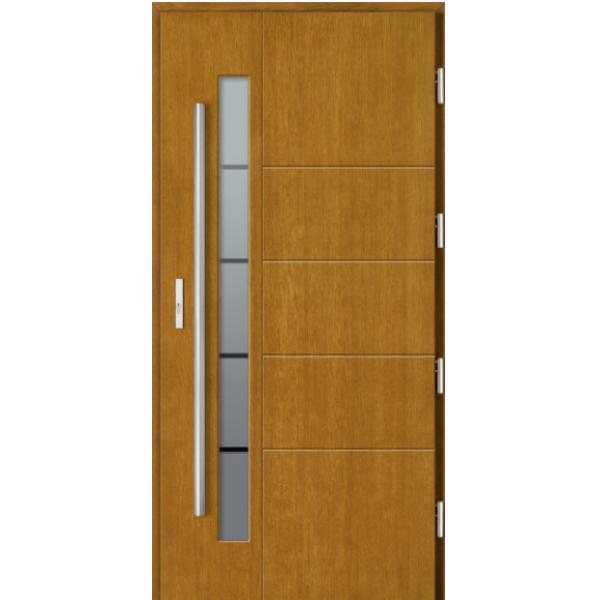 Drzwi zew. drewniane  Barański DB 200