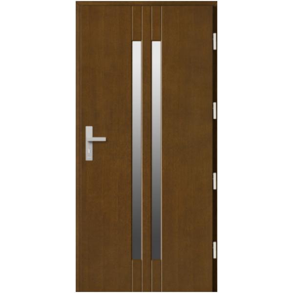 Drzwi zew. drewniane  Barański DB 203a
