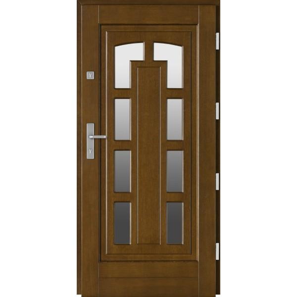 Drzwi zew. drewniane  Barański DB 01